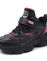 abordables -Garçon Confort Polyuréthane Chaussures d'Athlétisme Grands enfants (7 ans et +) Marche Rouge / Rose / Kaki Automne