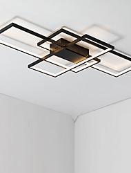 cheap -JSGYlights 3-Light Geometrical Flush Mount Lights Ambient Light Painted Finishes Aluminum Silica gel New Design 110-120V / 220-240V Warm White / White