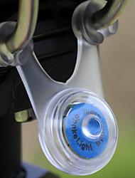 Недорогие -Велосипед велосипед свет светодиодный задний фонарь задний хвост предупреждение о безопасности езда на велосипеде портативный свет