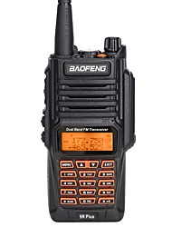 cheap -Baofeng UV-9R Plus 8W High Power 2800mAh Battery UHF VHF Dual Band IP67 Waterproof Walkie Talkie Upgraded BF-UV9R Radio