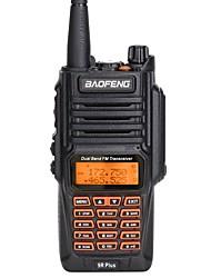 cheap -Baofeng UV-9R Plus 8W High Power 2800mAh Battery UHF VHF Dual Band IP67 Waterproof Walkie Talkie Upgraded BF-UV9R Radio