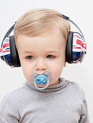 cheap -Bamini Safe Noise-proof Ear Mask for Children Sleep on Airplane Travel Soundproof Noise-proof Noise reduction Gift for Children's day