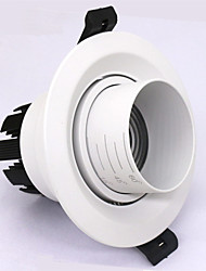cheap -Zoom Spot Lamp Led Ceiling Lamp Embedded Cob 18W Downlight Home Stick Lamp Adjustable Focus Bull Eye Spot Lamp Elephant Nose Lamp