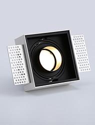 cheap -PUSHENG 9.7 cm Flush Mount Spot Light Aluminum Geometrical Modern 220-240V