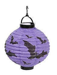 cheap -Holiday Decorations Halloween Decorations Halloween Entertaining Decorative Black / White / Purple 1pc
