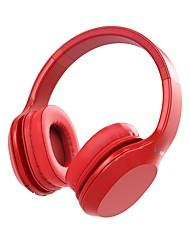 cheap -Lenovo HD100 Bluetooth Wireless Over-ear Headphones Ergonomic Head Wear Skin-friendly Ear Cover Travel Entertainment Bluetooth 5.0 Stereo with Microphone