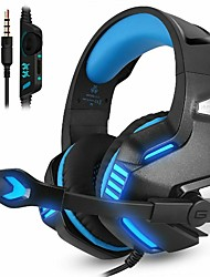 cheap -LITBest V3 Gaming Headset Wired Gaming Stereo Dual Drivers with Microphone