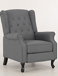 cheap -American Style Accent Chairs Living Room Fabric