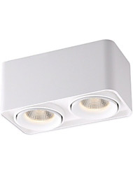 cheap -1pc 10 W 700 lm 2 LED Beads LED Spotlight LED Ceiling Lights Commercial Home / Office Bedroom