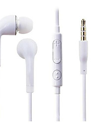 cheap -20Pcs J5 In-Ear Earphone With Mic Wired Control In Ear Earphone Phone Earphones For Samsung Galaxy S4 S3 S2 S5 s6 s7 Note 2