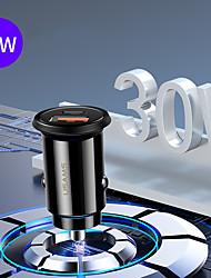 Недорогие -Беспроводные автомобильные зарядные устройства USB зарядное устройство USB беспроводное зарядное устройство 1 USB-порт 5 DC 5 В для универсального