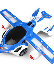 cheap -Toy Airplane Transformable Glow Parent-Child Interaction Plastic Shell Kid's Child's All Toy Gift
