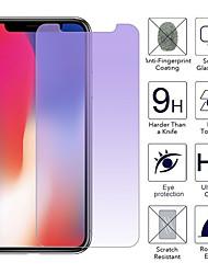 Недорогие -фиолетовый свет для ухода за глазами iphone x 8 7 6 6 s плюс защитная пленка из закаленного стекла