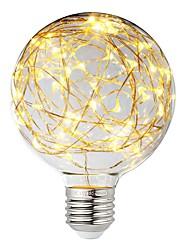 cheap -1pc G95 LED Globe Fairy Light Bulb for Ambient Night Lighting E26/E27 Standard Medium Base Edison with Starry Decorative String Lights for Bathroom Bedroom Living Room (Warm White) 85-265 V