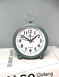Недорогие -будильник аналоговый - цифровой автомат из нержавеющей стали 1 шт