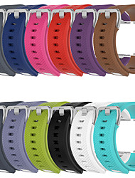 cheap -Smart Watch Band for Fitbit 1 pcs Sport Band Silicone Replacement  Wrist Strap for Fitbit ionic L S