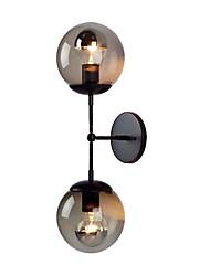 abordables -Créatif Moderne contemporain Appliques Chambre à coucher / Bureau / Bureau de maison Métal Applique murale 220-240V 40 W