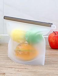 Недорогие -1шт Хранение продуктов питания силикагель Новый дизайн