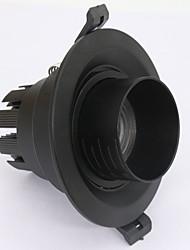 cheap -Zoom Spot Lamp Led Ceiling Lamp Embedded Cob 10W Downlight Home Stick Lamp Adjustable Focus Bull Eye Spot Lamp Elephant Nose Lamp