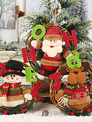 cheap -Christmas Tree Decoration Cloth 1 Piece Christmas