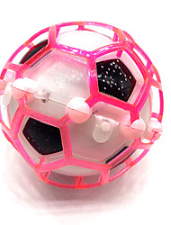 cheap -Football Ball LED Lighting Light Up Toy Glow Relieves ADD, ADHD, Anxiety, Autism Geometric Pattern Teen for Birthday Gifts and Party Favors