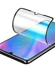 Недорогие -Baseus 0,15 мм полноэкранный изогнутый анти-взрыв мягкий экран протектор для P30 черный