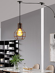 cheap -1-Light 15 cm Mini Style Pendant Light Hemp Rope Painted Finishes Traditional / Classic / Nordic Style 220-240V