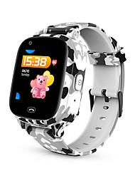 cheap -LEMFO LEC2 PRO Smart Watch Kids GPS 650Mah Battery Baby Smartwatch IP67 Waterproof SOS For Children Support Take Video 512M 4G