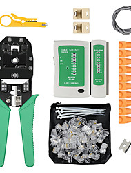 cheap -Multifunction Cable Tester Cat5 Cat6 Cable Crimper RJ11 RJ45 Wirebr Stripping Crimp Tool Cutting Network Tools Kit Plier Clamp
