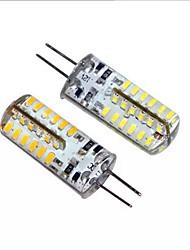 cheap -10pcs 3.5 W LED Bi-pin Lights G4 Decorative Warm White12 V / 10 pcs