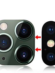 Недорогие -протектор объектива камеры телефона, совместимый для iphone x / xs / xs max протектор камеры для iphone x изменить на iphone 11 pro max протектор экрана камеры высокого разрешения