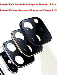cheap -Camera Screen Protector for iPhone X/XS/XS MAX Seconds Change to iPhone 11 Pro 11 Pro Max