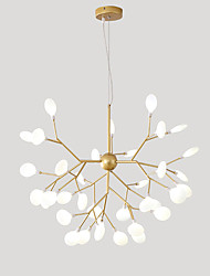 cheap -36-Light 80 cm Adorable Chandelier Metal Acrylic Painted Finishes Modern Nordic Style 110-120V 220-240V