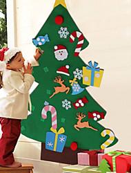 cheap -Felt Christmas Tree Decoration Snowman Novelties