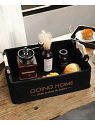 cheap -Hot Sell Felt Eco-friendly Storage box Portable Handle