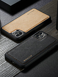 cheap -WHATIF Case For Apple iPhone 11 / iPhone 11 Pro / iPhone 11 Pro Max Shockproof Mobile Phone Case Kraft Paper DIY Function Phone Case