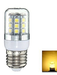 cheap -YWXLight E27 3W 27 SMD 5050 LED Pure House Corn Bulb AC 220-240V