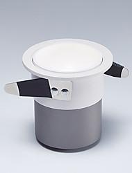 cheap -PUSHENG 6.5 cm Flush Mount Spot Light Aluminum Geometrical Painted Finishes Modern 110-120V / 220-240V