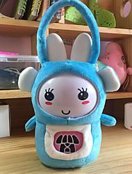 Недорогие -Игрушечные Роботы Подарок Ai образования Мягкие пластиковые 1 pcs Детские дошкольный Все Игрушки Подарок