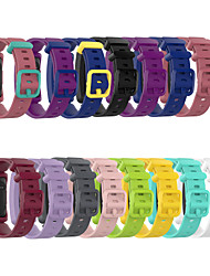 cheap -Smart Watch Band for Fitbit 1 pcs Sport Band Silicone Replacement  Wrist Strap for Fitbit Ace 2 Fitbit Inspire HR Fitbit Inspire