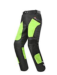 cheap -Men's Cycling Pants Bike Pants / Trousers Top Breathable Moisture Wicking Reflective Strips Sports Lycra Winter Black / Gray+White / Green Mountain Bike MTB Road Bike Cycling Clothing Apparel Race Fit
