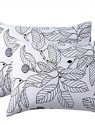Недорогие -удобная кровать высшего качества удобная подушка полиэстер хлопок 2шт
