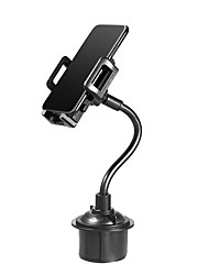 cheap -Universal Car Mount Adjustable Gooseneck Cup Holder Cradle for Cell Phone iPhone Holder Buckle Type 360 Rotation ABS Holder For iPhone 11 Pro Max /X/XR/XS/XS MAX/Samsung S10/S10 Plus