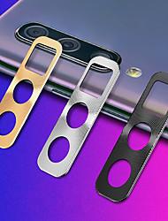 Недорогие -Металлический протектор объектива камеры для Samsung Galaxy A50 / A30 высокой четкости (HD)