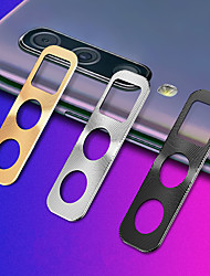 cheap -Metal Camera Lens Protector for Samsung Galaxy A50/A30 High Definition (HD)