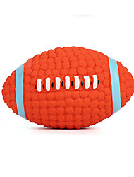 cheap -Ball Chew Toy Squeaking Toy Interactive Toy Dog Play Toy Dog Toy Durable Plastic Gift Pet Toy Pet Play