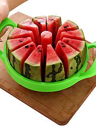 cheap -Watermelon cutter Convenient Kitchen accessories Cutting Tools Watermelon Slicer Fruit Cutter Kitchen Muti-function Cutter