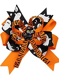 cheap -Holiday Decorations Halloween Decorations Halloween Entertaining Novelty Black / White / Purple 1pc