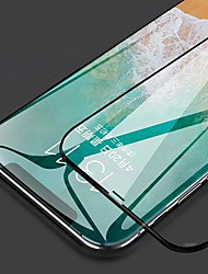 cheap -3D Hot Bending Full Glue 9H Tempered Glass Screen Protector For iPhone XR