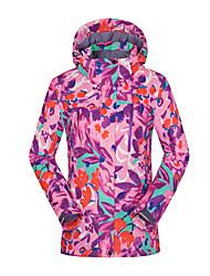 cheap -Women's Hoodie Jacket Hoodie & Sweatshirt Ski Jacket Camping / Hiking Ski / Snowboard Outdoor Exercise Detachable Cap Skiing Winter Sports Polyester Eco-friendly Polyester Terylene Tracksuit